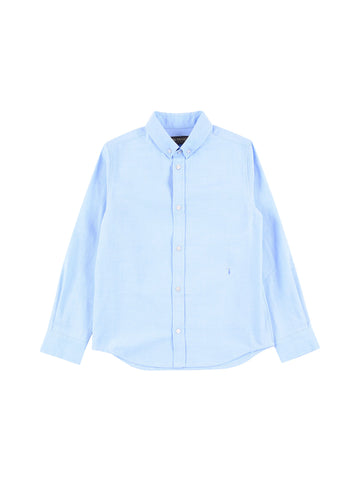 Trussardi Junior Light Blue Shirt