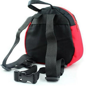 Cute Baby Backpack with Safety Harness