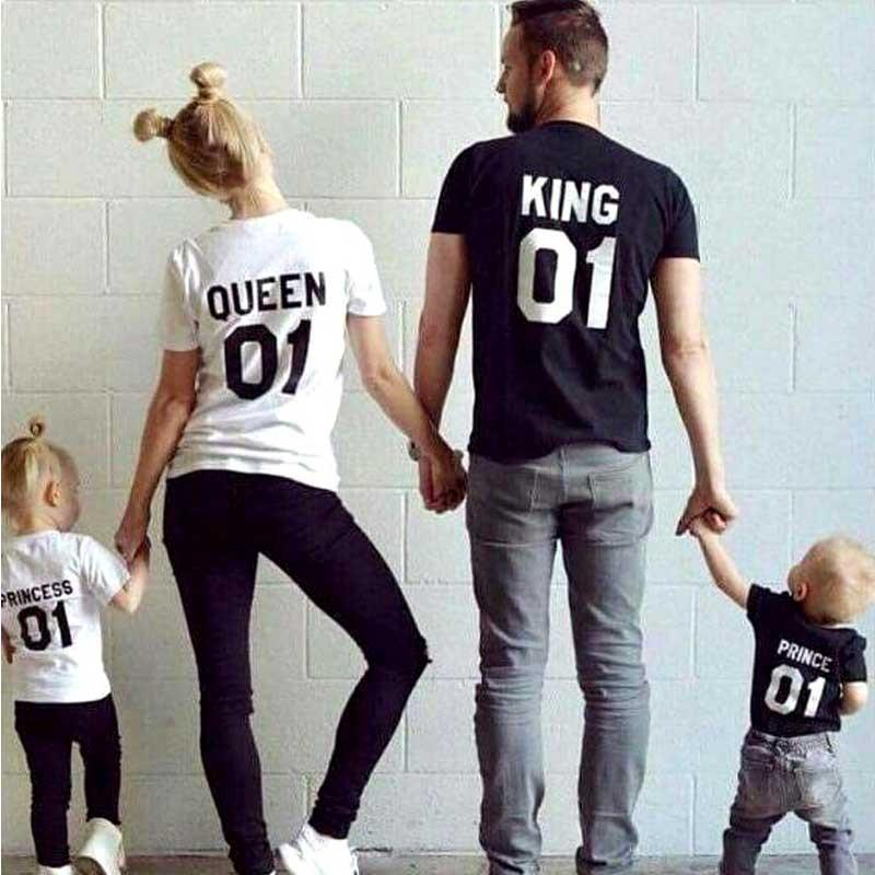 Trendy Family Matching Outfits For Daddy, Mommy and Kids