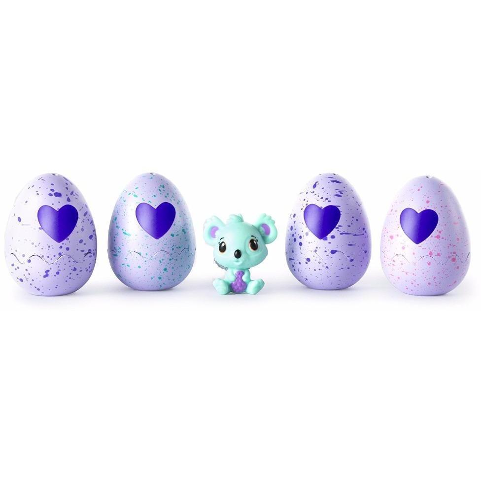 Baby Hatchimals - 5 Eggs Intelligent Toys (Very RARE!)