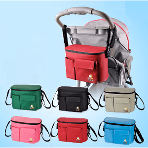 Waterproof Thermal Insulation Baby Diaper Bag