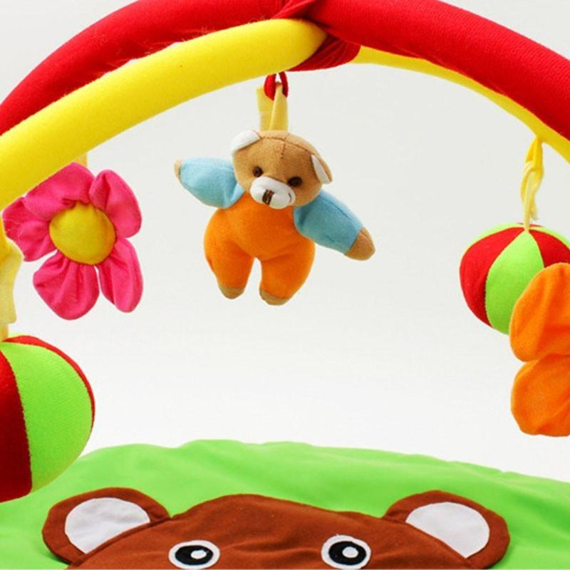 Baby Bear Play Gym n' Mat