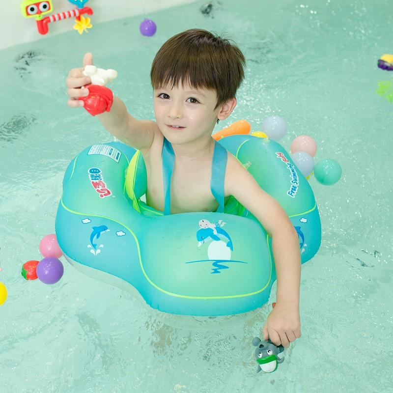 BadassBaby Inflatable Swimming Ring