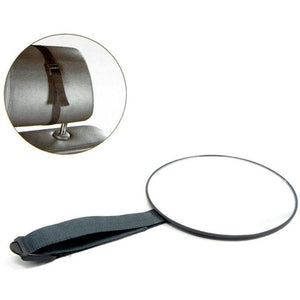 Easy BackView Mirror For Baby - Shatter-Proof