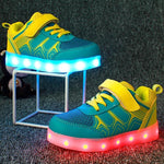 Ultra Flash - Children LED Luminous Shoes