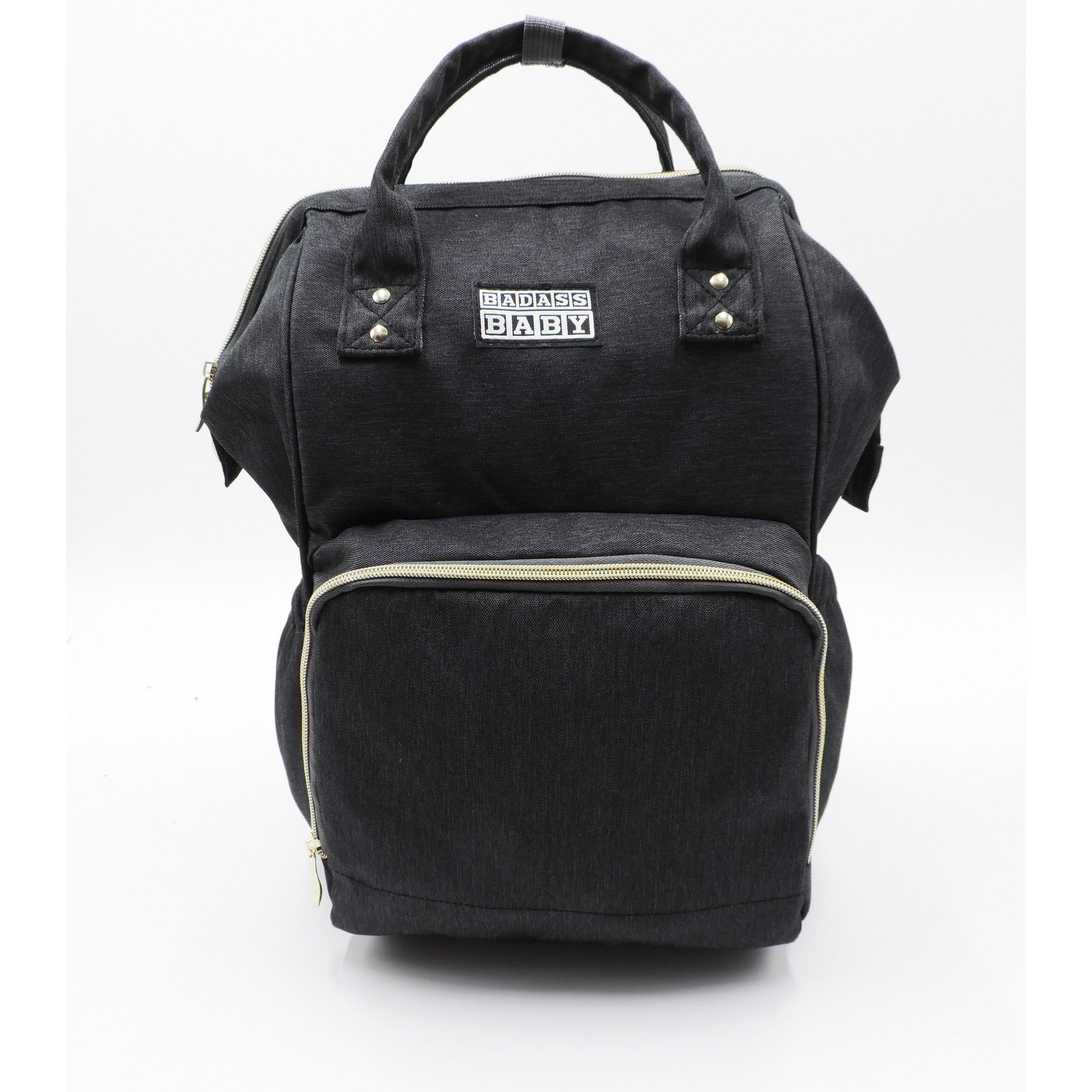 BADASS BABY® Fashion Nappy Bag - Best Selling!
