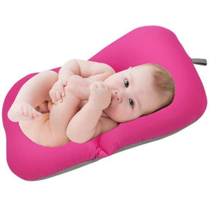 Baby Floaty Bath Mat - The Ultimate Baby Relaxation – BADASS BABY
