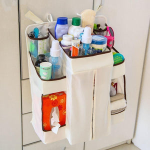 Portable Hanging Diaper Storage Bag