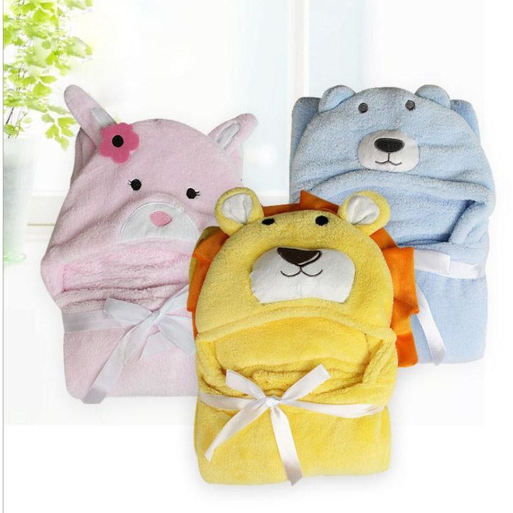 Best High Quality Cartoon Mode Baby Towel
