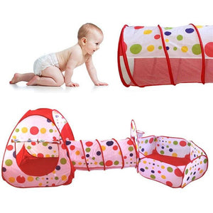 3 in 1 Portable Pop up Playhouse  sc 1 st  Badass Baby & 3 in 1 Portable Pop up Playhouse u2013 BADASS BABY