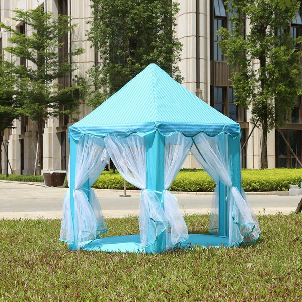 Port A Beach House Company: Elegant Multi-purpose Castle Play Tent