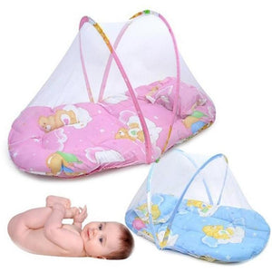 Ultra Lite - Portable Foldable Baby Crib with Mosquito Net