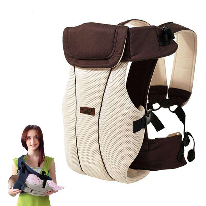 ALL NEW! Multi-Functional Comfy Kangaroo Baby Carrier