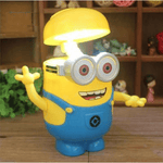 Adorable Minion Night Lamp For Babies