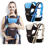 Elegant Ergonomic Baby Carrier