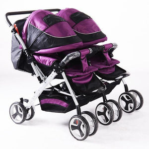 Ultimate Fashionista Twins Strollers