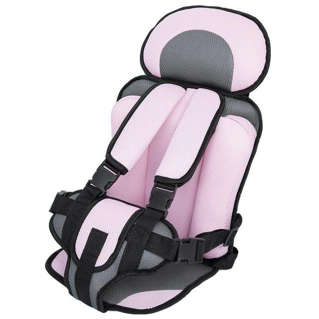 Child Secure Seatbelt Vest - Portable Safety Seat