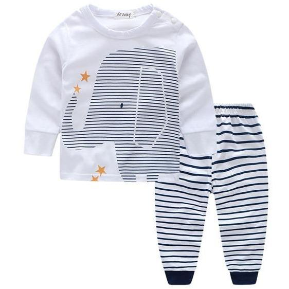 New Style Baby Boy Elephant Clothing Set