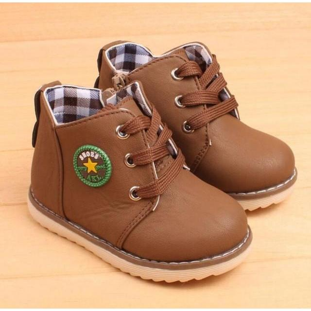 Fashion Vintage Baby Boots