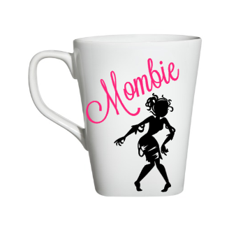 Mombie Mug, Mom Coffee Mug, Funny Mom Mug, Mother's Day Mug