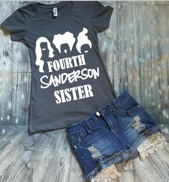Fourth Sampson Sister  Hocus Pocus Shirt / Tank Top