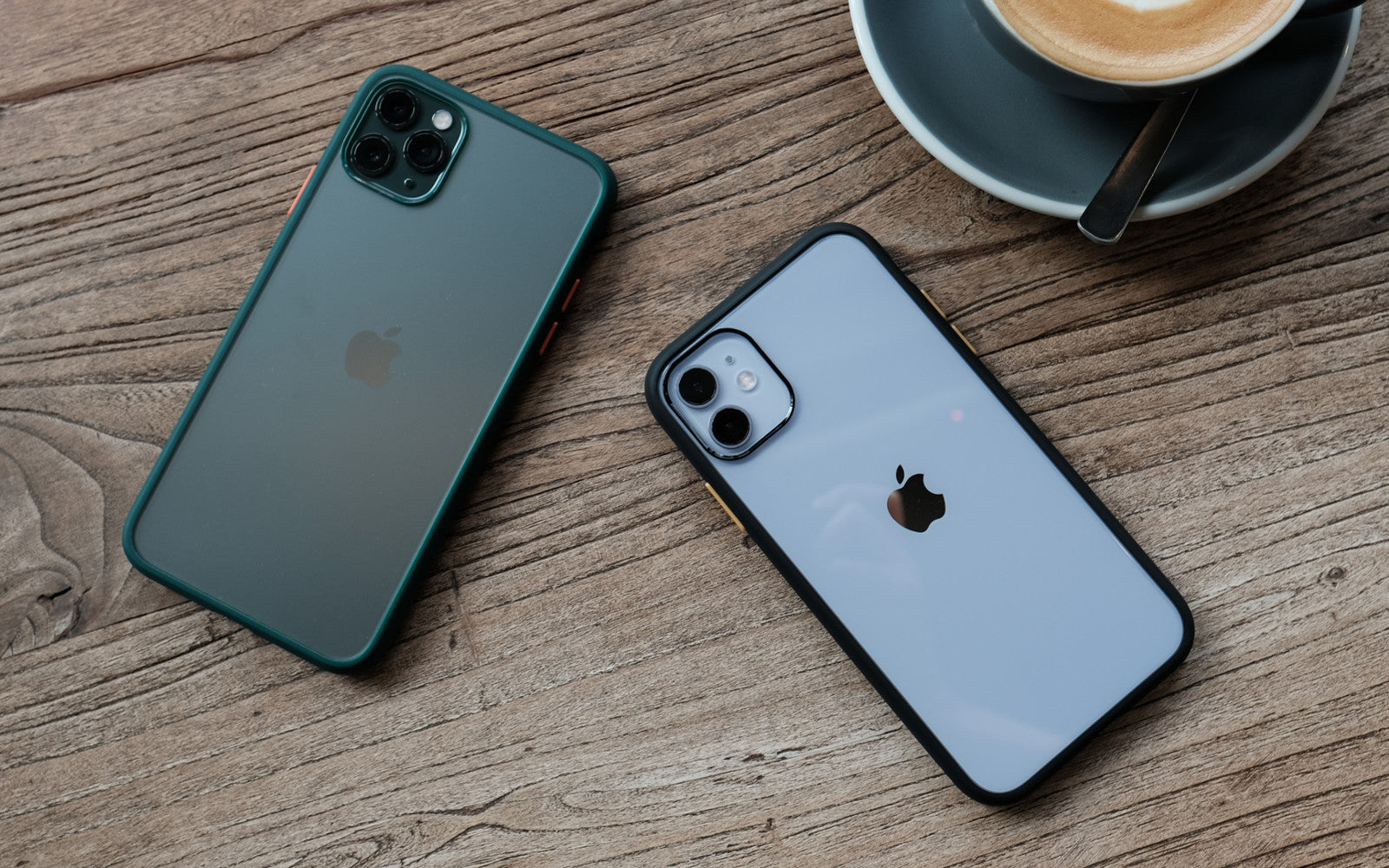 Bare Armour - Minimalist Shock Resistant Case for iPhone 11 11 Pro and 11 Pro Max