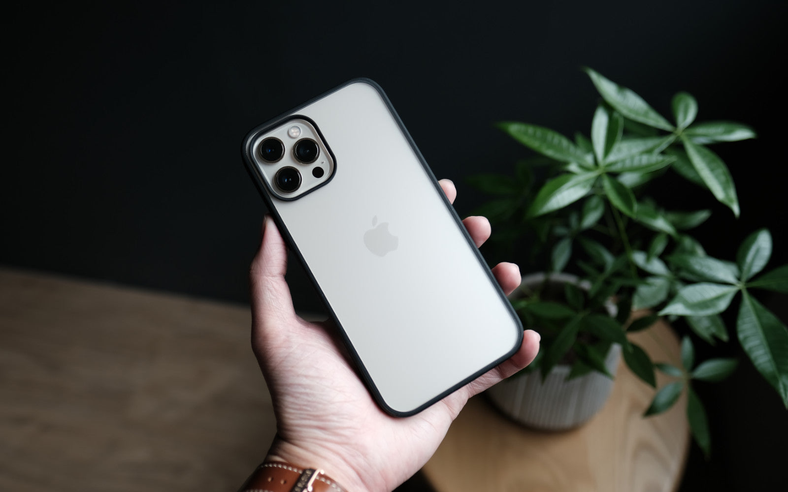 Bare Armour - Minimalist Shock Resistant Case for iPhone 12 Pro and iPhone 12 Pro Max - Branding-Free