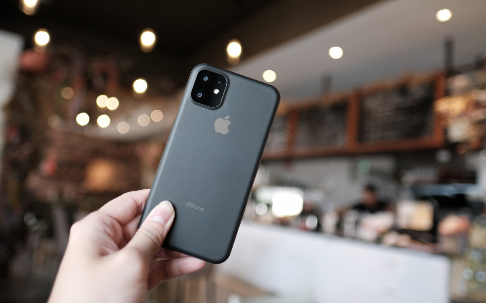 Bare Naked - Thinnest Case for iPhone 11