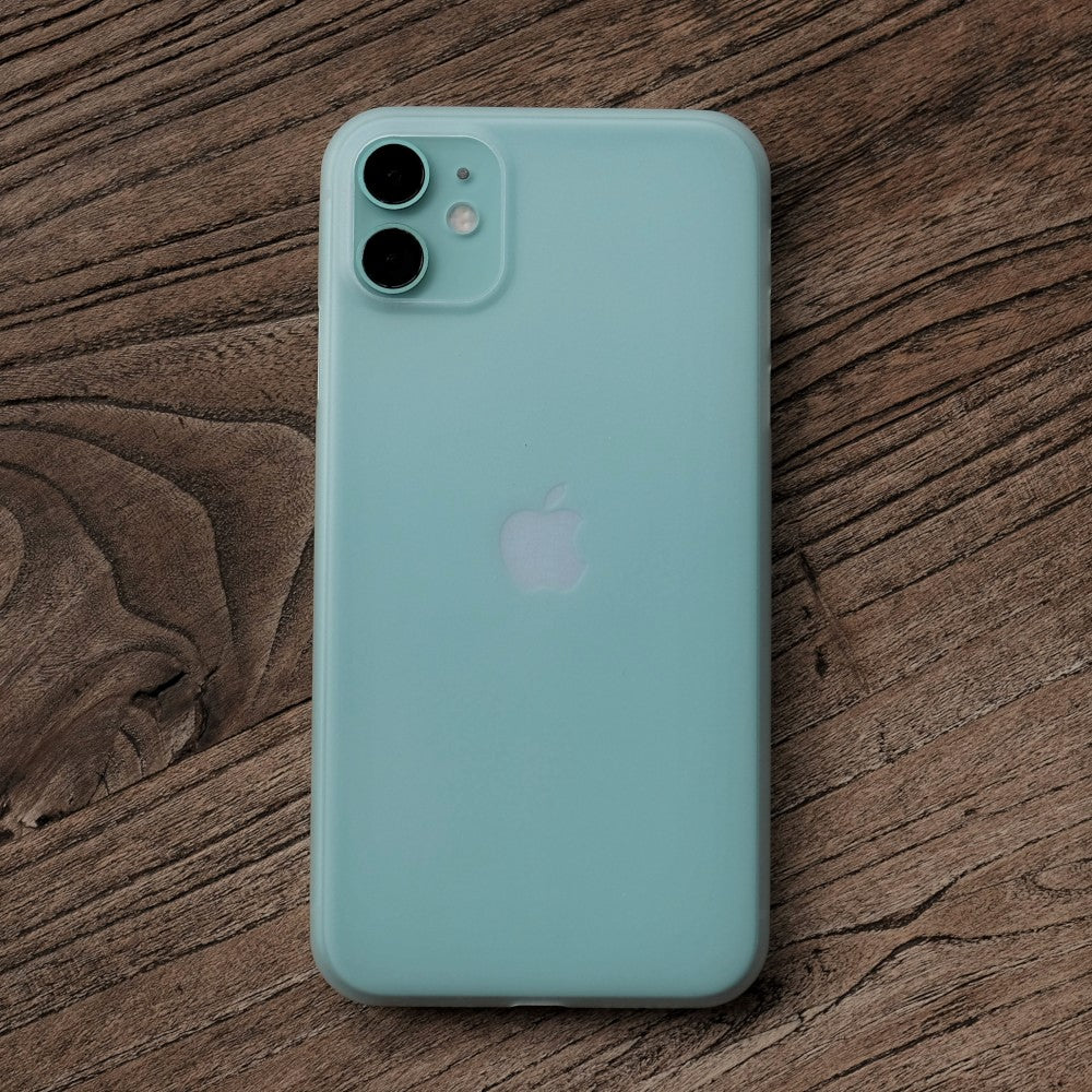 Bare Naked - Thinnest Case for iPhone 11 - Frost