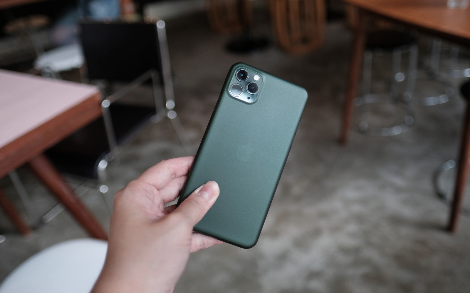 Bare Naked - Thinnest Case for iPhone 11 Pro & 11 Pro Max