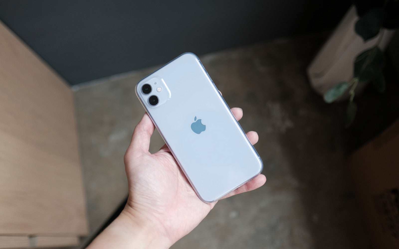 Bare Naked EX - Thinnest Clear Case for iPhone 11 - Branding-Free