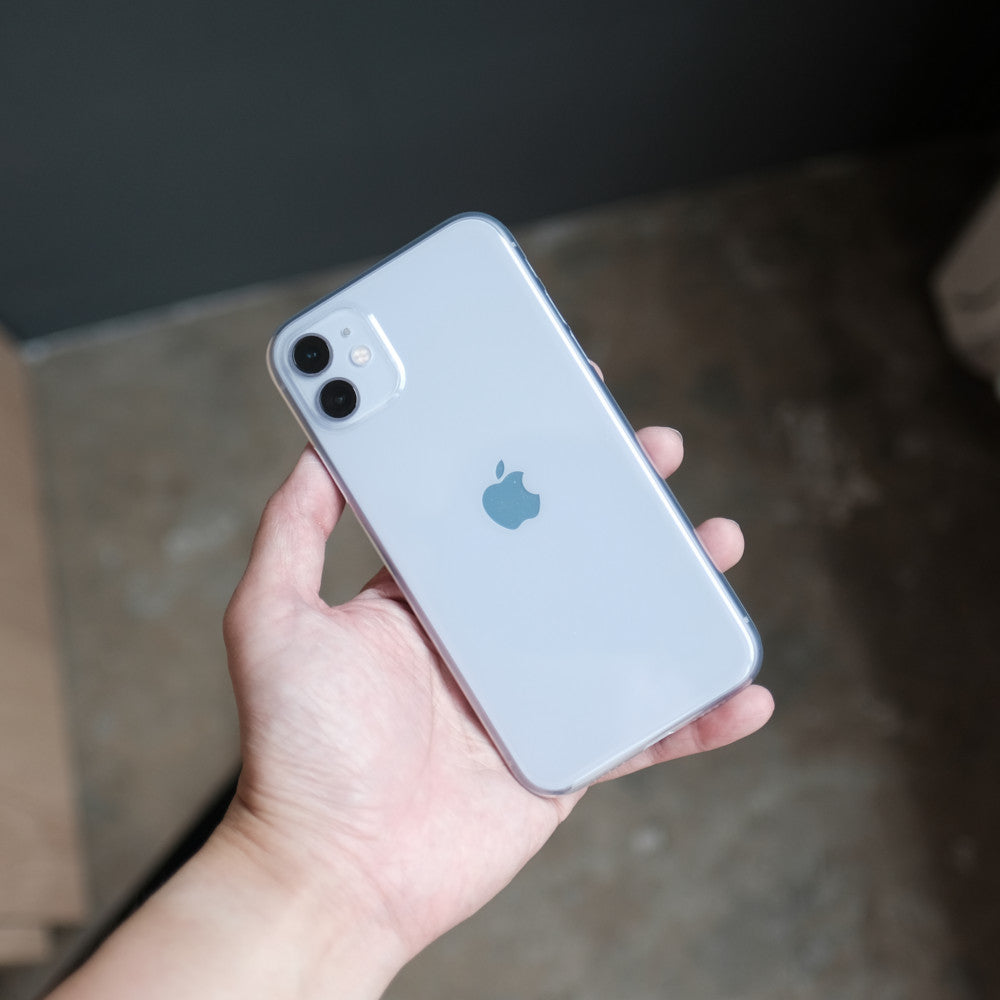 Bare Naked EX - Thinnest Clear Case for iPhone 11