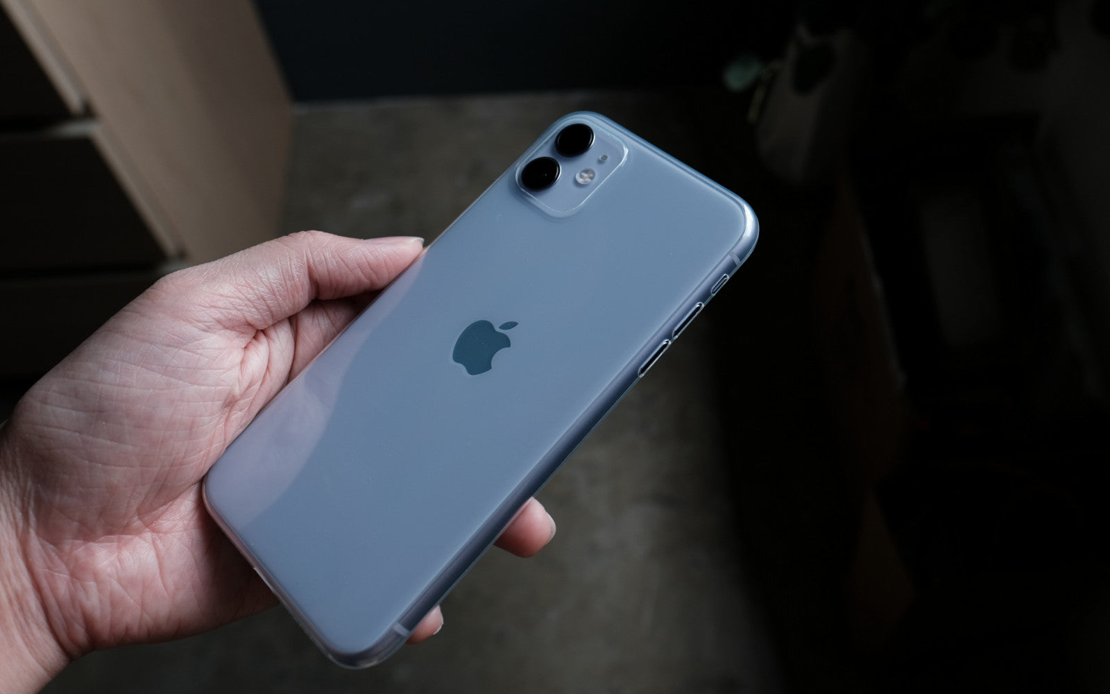 Bare Naked EX - Thinnest Clear Case for iPhone 11 - Superb Clarity