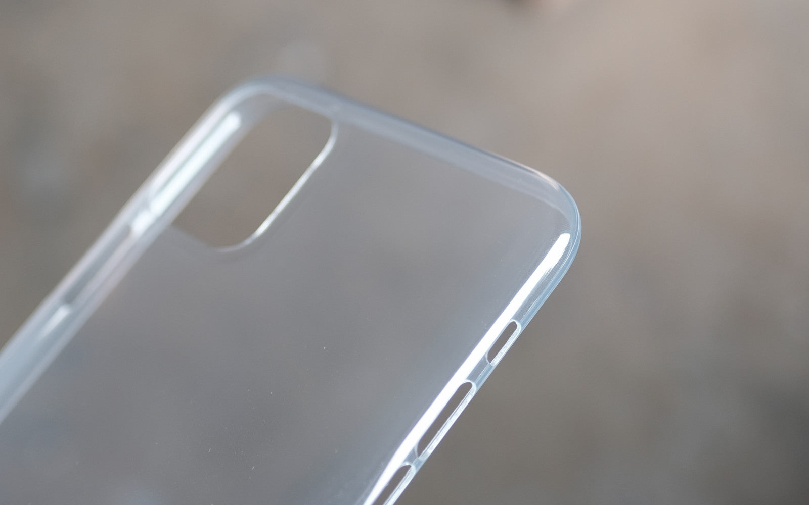 Bare Naked EX - Thinnest Clear Case for iPhone 11 11 Pro and 11 Pro Max - No Yellowing