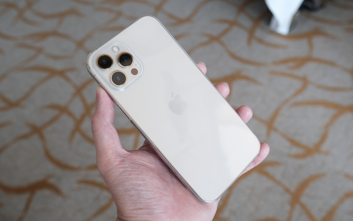 Bare Naked EX for iPhone XS - The Thinnest Clear Case for