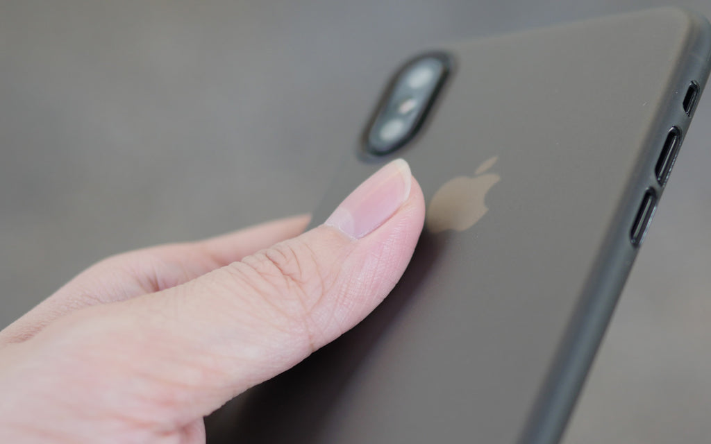 Bare Naked Ultra Thin Case for Apple iPhone X - Pleasure to Touch