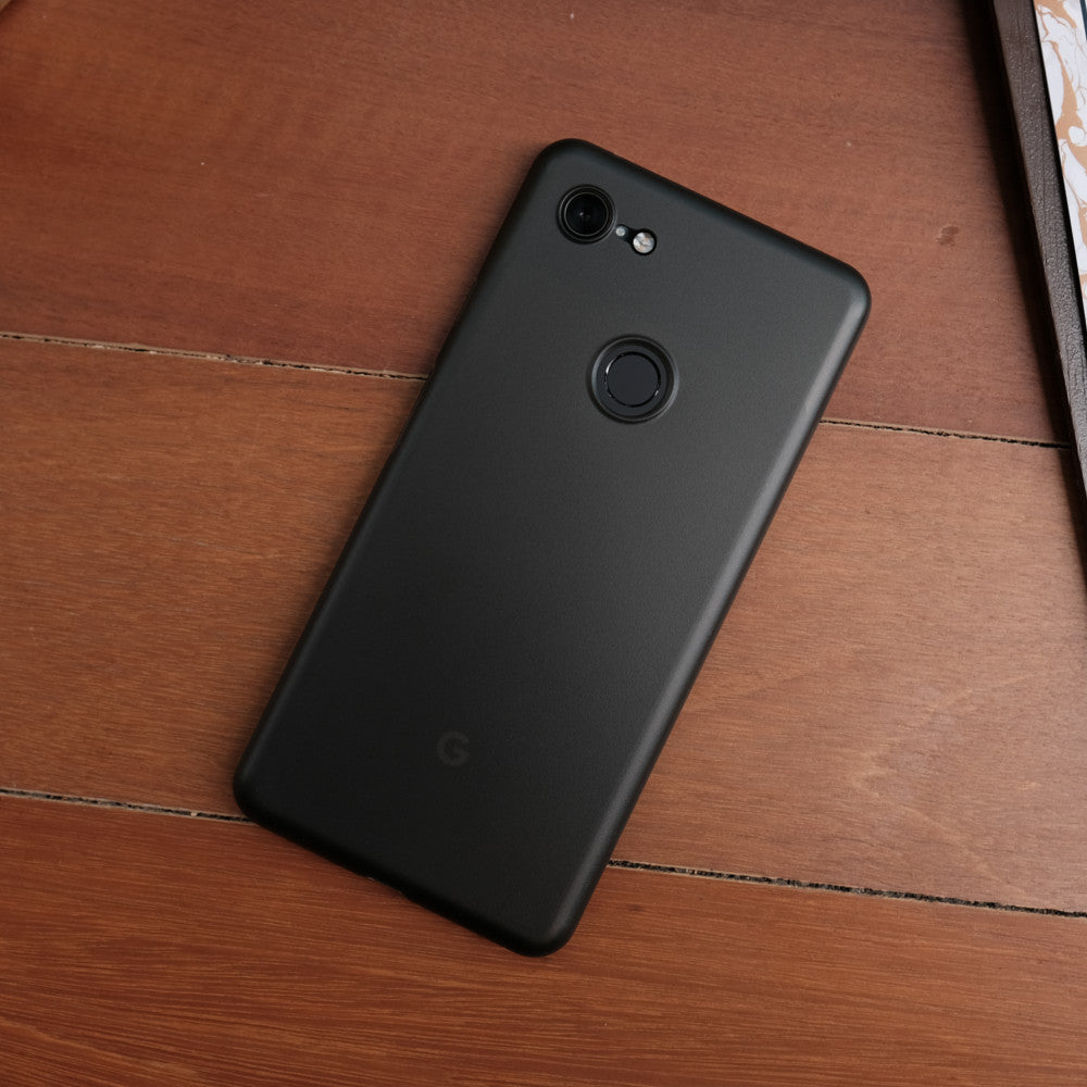 Bare Naked Ultra Thin Case for Google Pixel 3 and Pixel 3XL