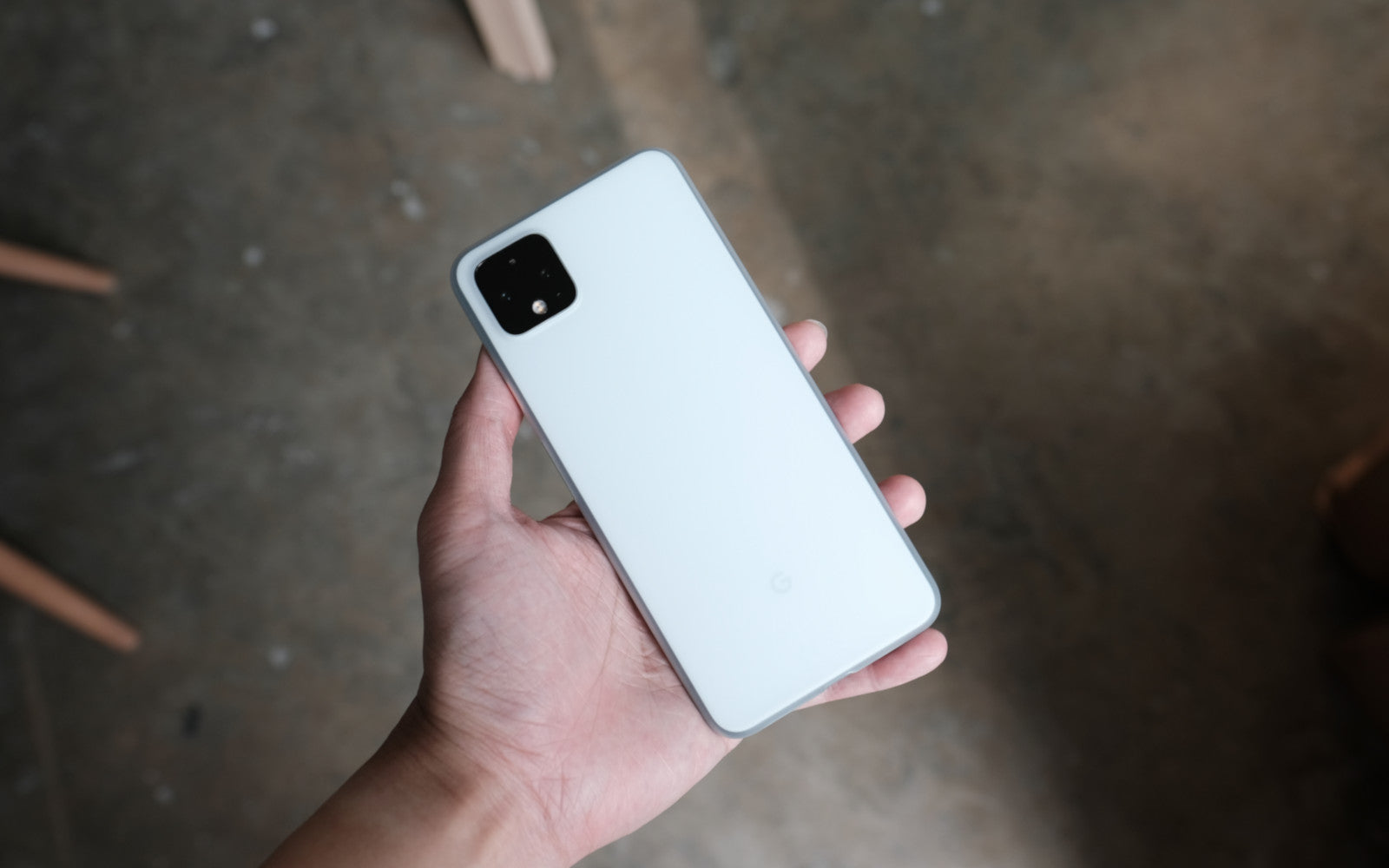 Bare Naked Ultra Thin Case for Google Pixel 4 and Pixel 4 XL - Branding-Free