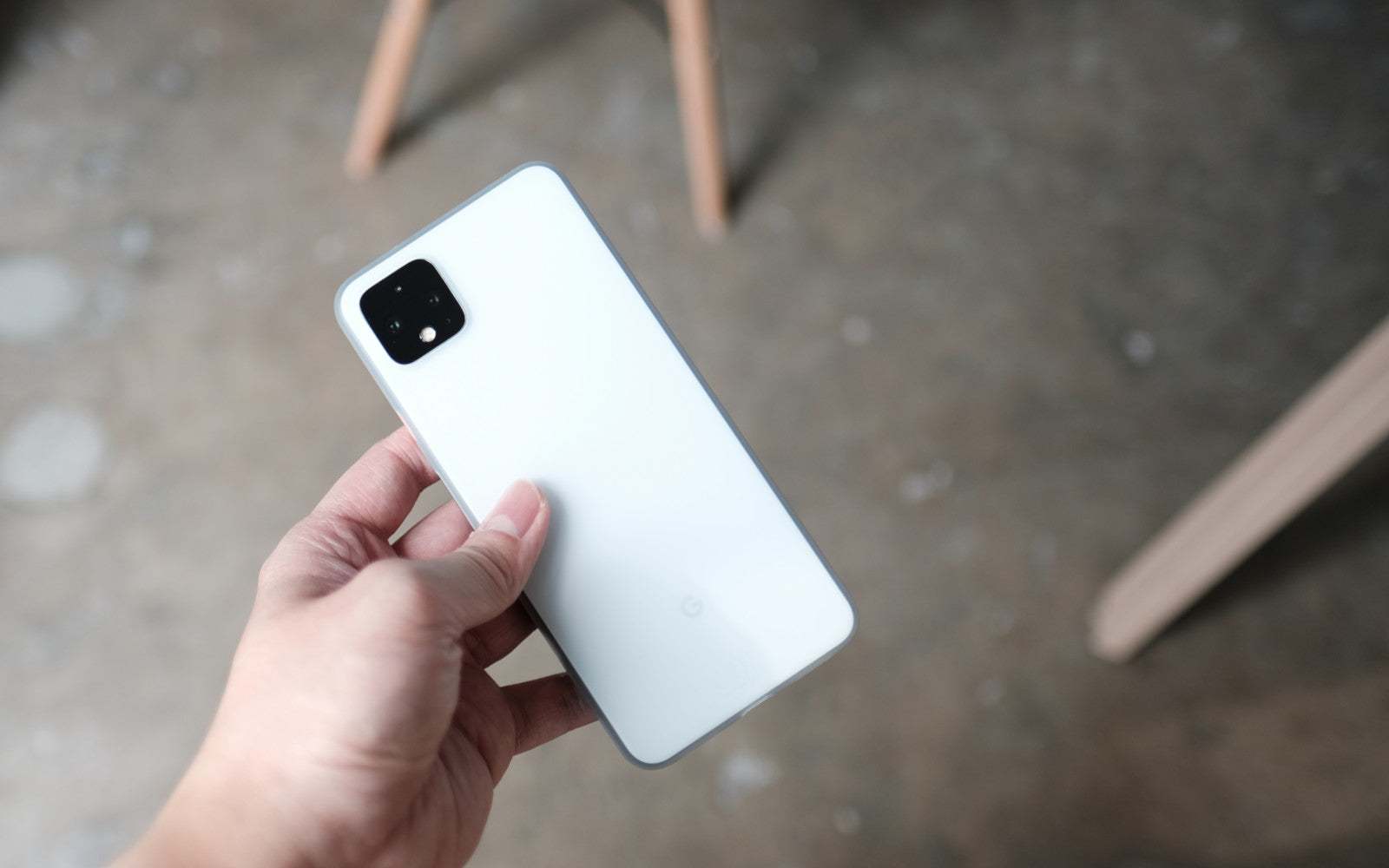Bare Naked Ultra Thin Case for Google Pixel 4 and Pixel 4 XL