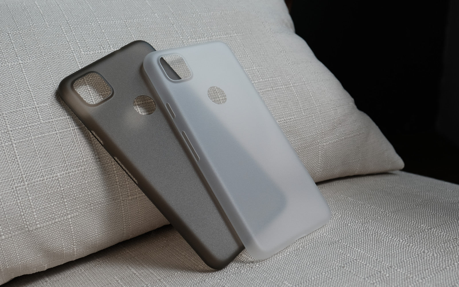Bare Naked Ultra Thin Case for Google Pixel 4a