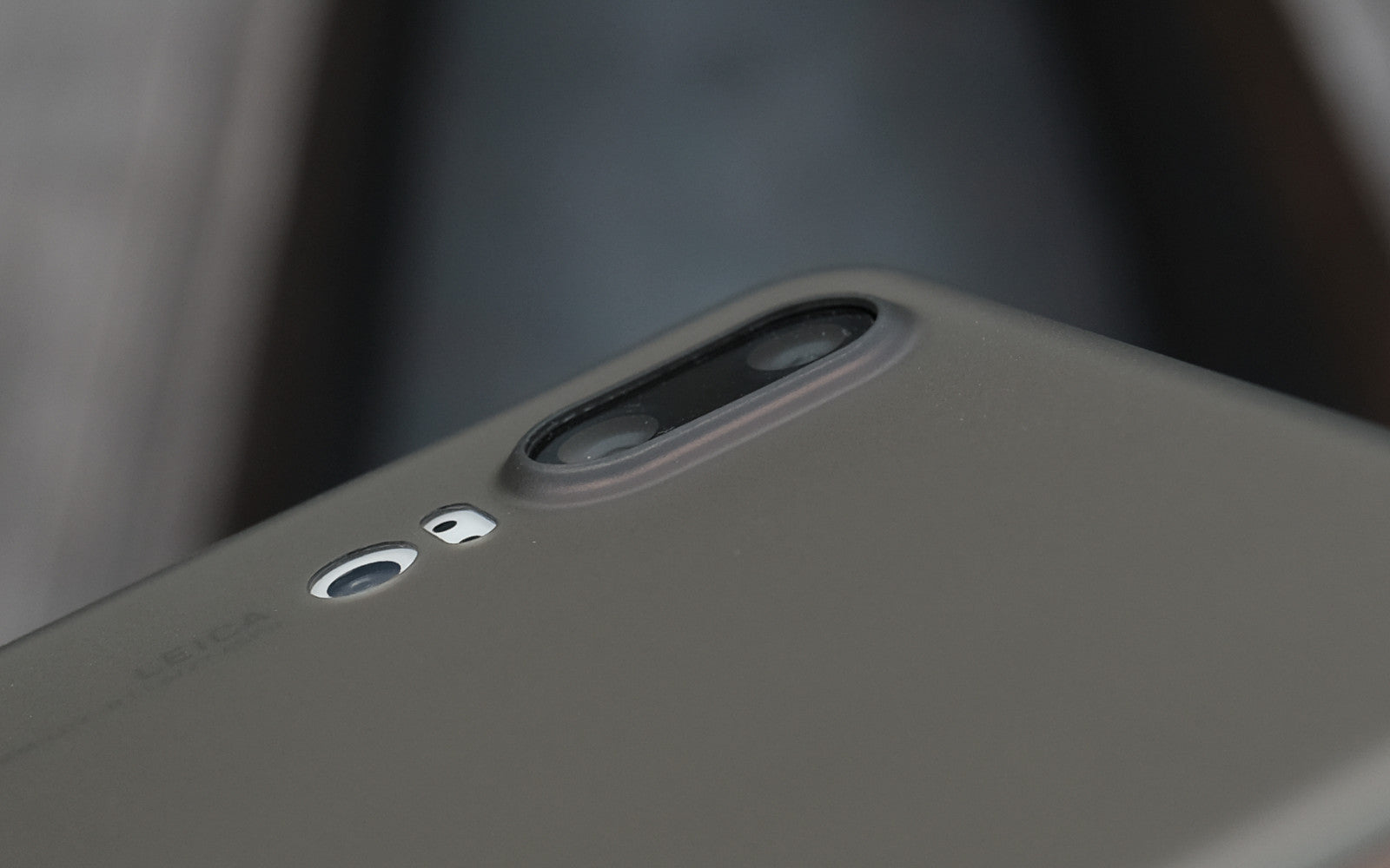 Bare Naked Ultra Thin Case for Huawei P20 and P20 Pro - Camera Lip