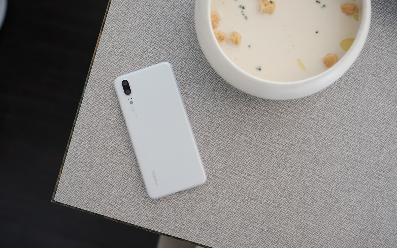 Bare Naked Ultra Thin Case for Huawei P20 and P20 Pro
