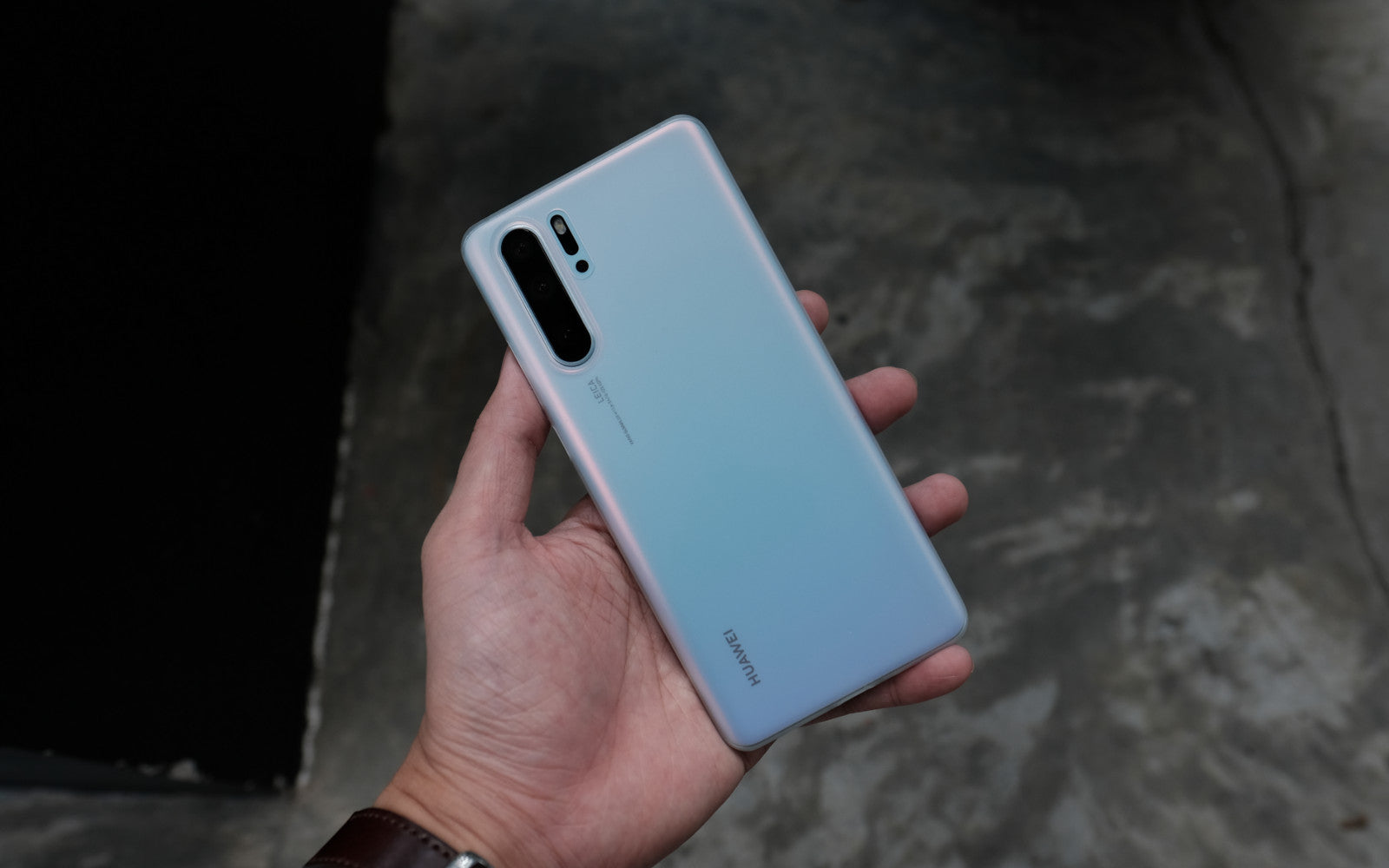 Bare Naked Ultra Thin Case for Huawei P30 and P30 Pro - Branding-Free