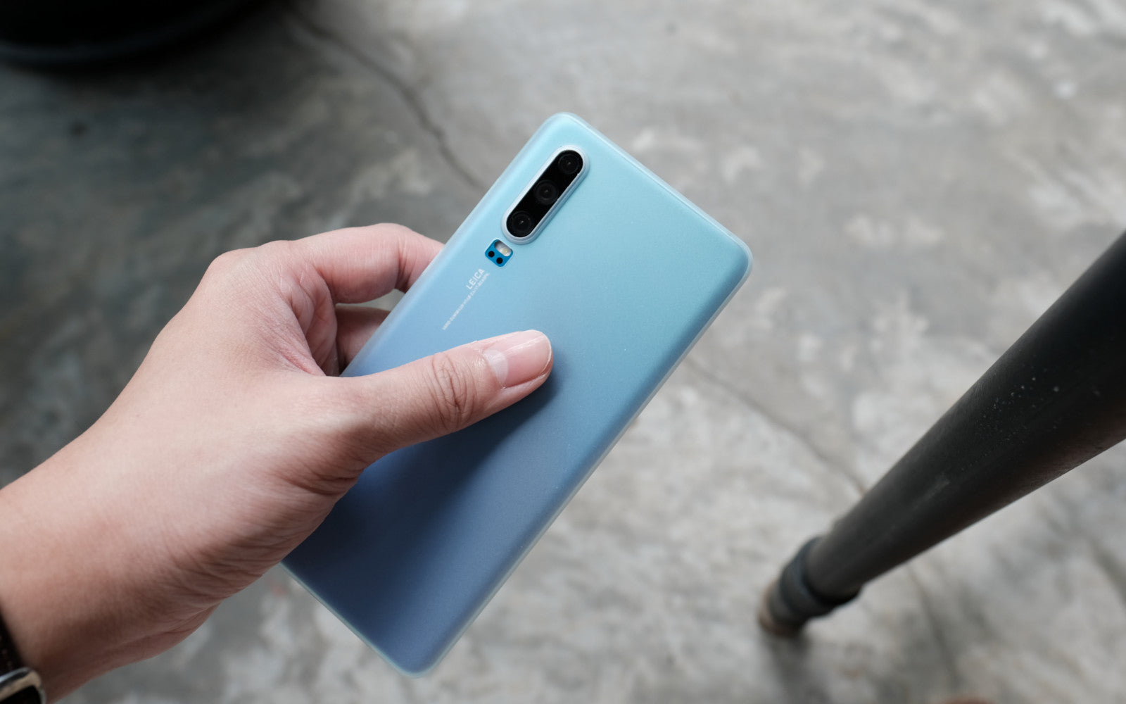 Bare Naked Ultra Thin Case for Huawei P30 and P30 Pro - Pleasure to Touch