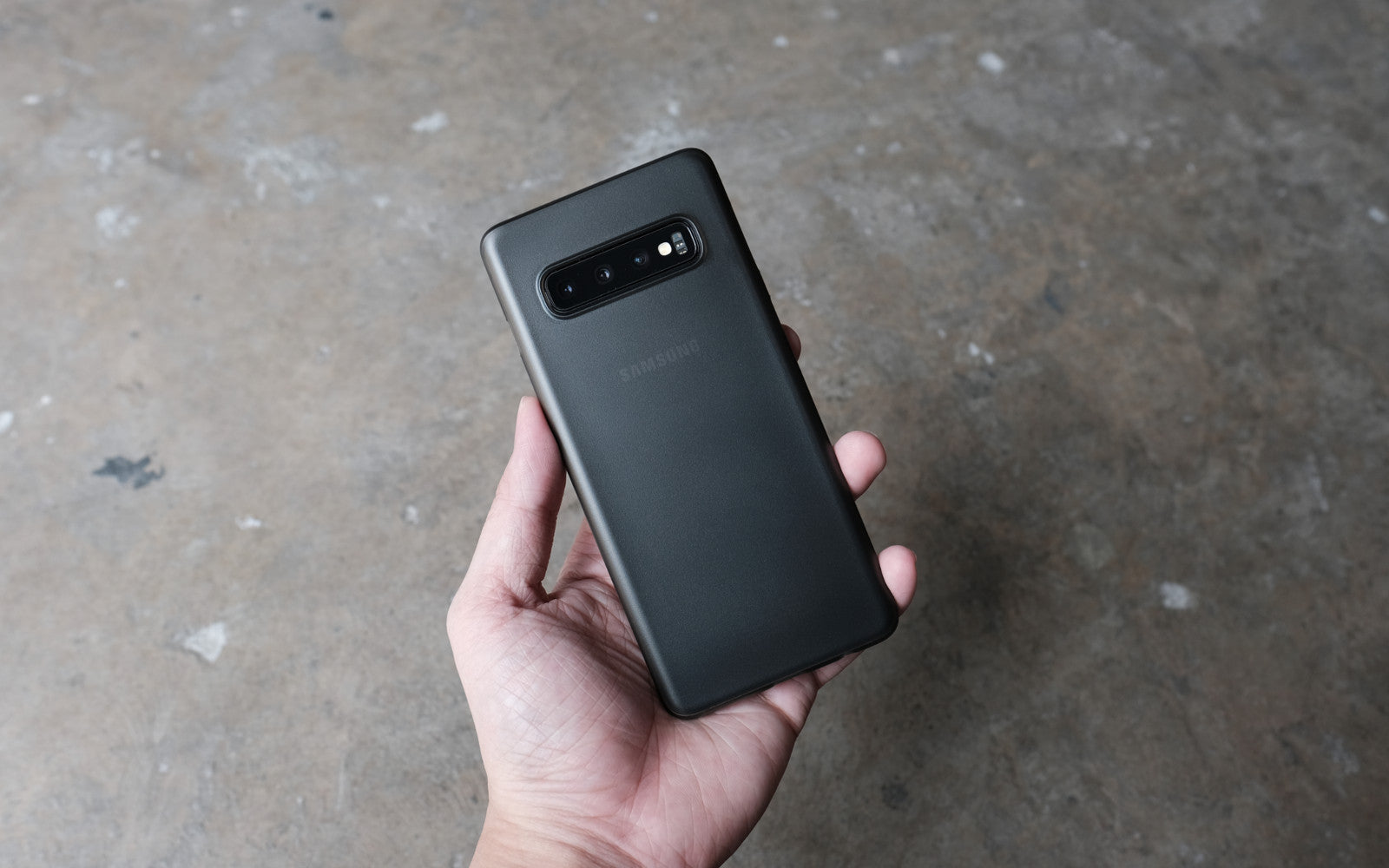 Bare Naked Ultra Thin Case for Samsung Galaxy S10 and S10 Plus - No Birthmarks