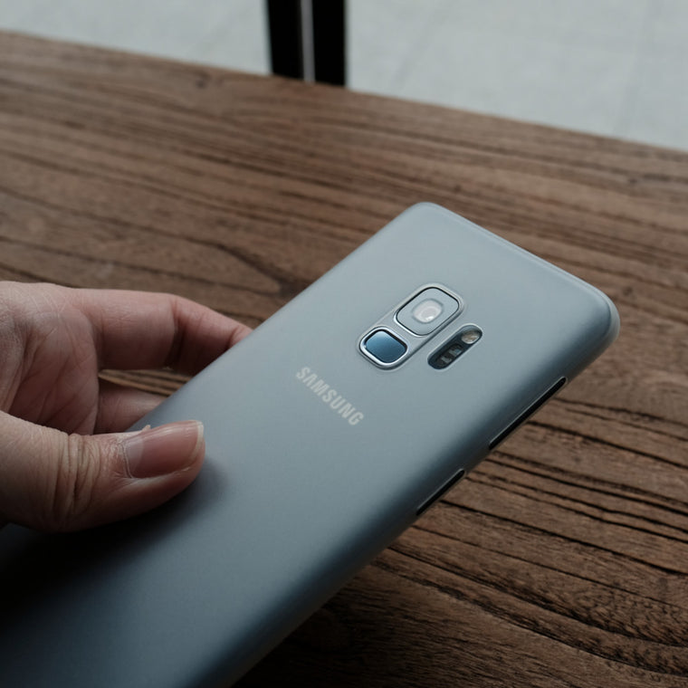 Bare Naked Ultra Thin Case for Samsung Galaxy S9 - Frost