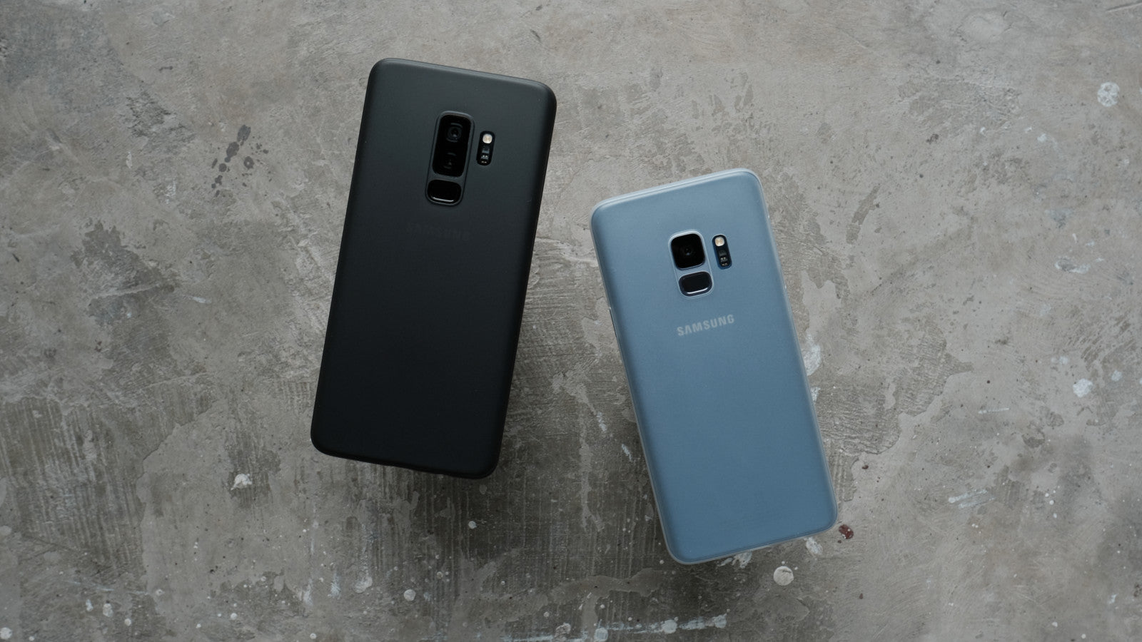 Bare Naked Ultra Thin Case for Samsung Galaxy S9 and S9 Plus Why Awesome