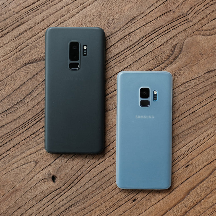 Bare Naked Ultra Thin Case for Samsung Galaxy S9 and S9 Plus