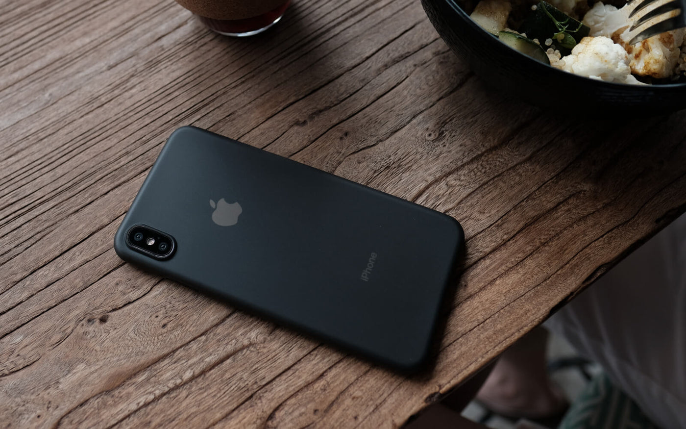 Bare Naked - Thinnest Case for iPhone 12 Pro Max
