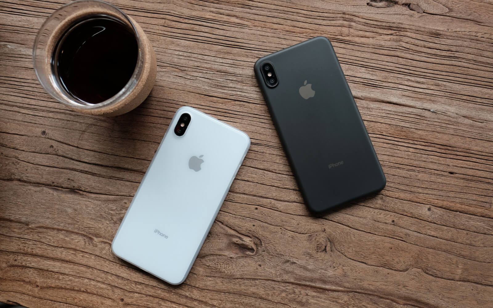 Bare Naked Ultra Thin Case for iPhone XS Plus